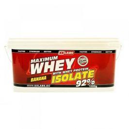 Xxtreme Maximum Whey Protein Isolate 92% 1000 g Proteiny