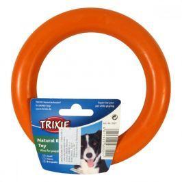 Hračka pes Kroužek guma 15cm TR 1ks