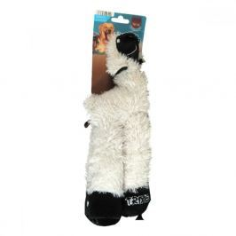 Hračka pes Lama malá pískací plyšová 30cm TR 1ks Hračky pro psy
