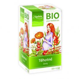 Apotheke BIO Těhotné ženy čaj nálevové šáčky 20x1.5g