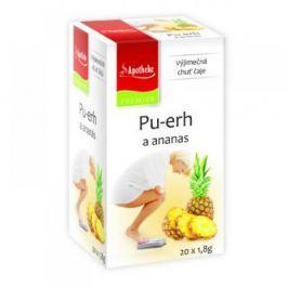 APOTHEKE Pu-erh a ananas 20x1.8 g