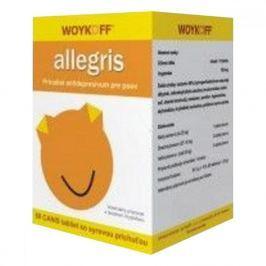 Allegris CANIS (syrová příchuť) tbl.60 Vitamíny a doplňky stravy pro psy