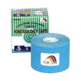 Tejpovací páska TEMTEX kinesiotape modrá 5cm x 5m Tejpy