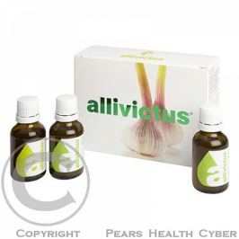 Allivictus Tinktura 3x25ml