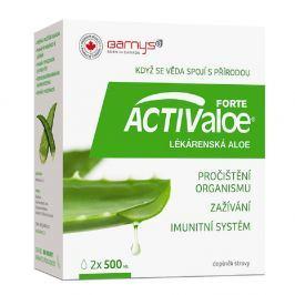 Barny´s ACTIValoe gel FORTE 2x500ml