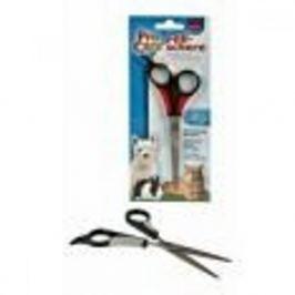 Nůžky na stříhání psů a koček 18cm Trixie