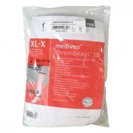 mediven Thrombexin 18 stehenní punč. vel. XLX bílá