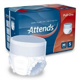 Attends kalhotky absorbční Pull-Ons Plus14 XL203736