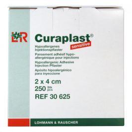 Náplast poinjekční Curaplast sensitiv 2x4cm 250ks