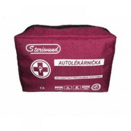 Autolékárnička textil vyhl.č.182/2011 Steriwund