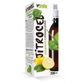 VIRDE Jitrocel fruktózový sirup s betaglucanem 200 ml