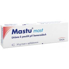 STADA PHARMA CZ Stada Pharma Mastu mast 30g
