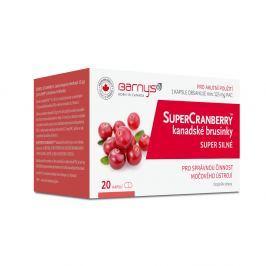 BARNY´S SuperCranberry kanadské brusinky 20 kapslí