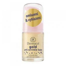 DERMACOL báze pod make-up se zlatem 15 ml