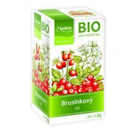 Apotheke BIO Brusinkový ovocný čaj 20x1,8g