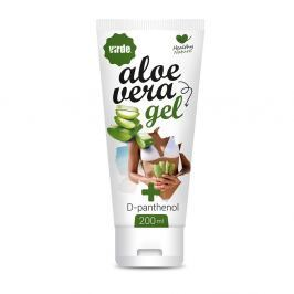 VIRDE Aloe vera gel s D-panthenolem 200 ml