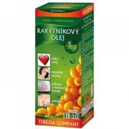 TEREZIA COMPANY Rakytníkový olej 100% v kapkách 30 ml