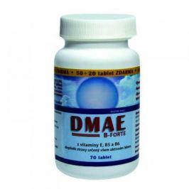 DMAE B-FORTE 70 tablet AKCE 50 + 20 tablet ZDARMA!