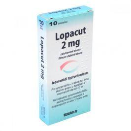 LOPACUT 2 MG 10X2MG Potahované tablety