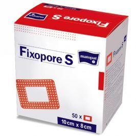 Fixopore S 8 x 10 cm á 50 ks. sterilní náplast
