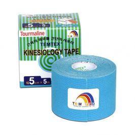 Tejpovací TEMTEX kinesio tape Tourmaline modrá 5cmx5m