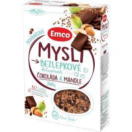 Emco Mysli na zdraví Pohankové Čokoláda a mandle 340 g