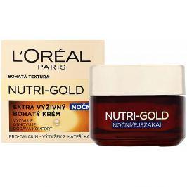 LOREAL DEX Nutri-gold noční krém 50ml