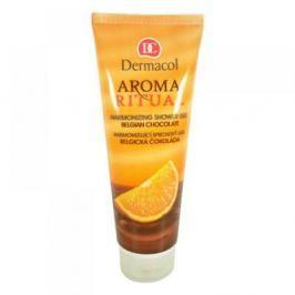 DERMACOL sprchový gel belgická čokoláda 250 ml
