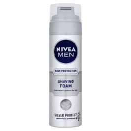 NIVEA MEN pěna na holení Silver Protect 200 ml