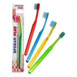 SPOKAR Plus zubní kartáček střední 1 kus