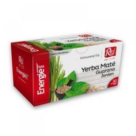 REJ Energie & Vitalita čajová směs 20 sáčků