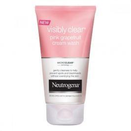 Neutrogena Visibly clear grapefruit cream wash 150 ml