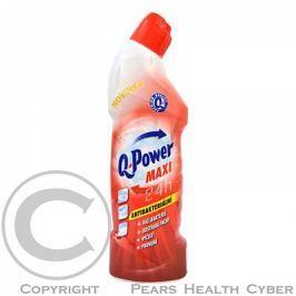Q power wc čistič 750ml aqua