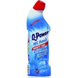 Q power wc čistič 750ml aqua/fresh