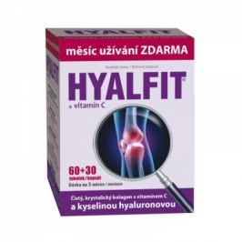Hyalfit + vitamín C 90 tobolek
