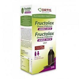 ORTIS Fructolax Sirup pro děti 250 ml