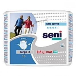 Seni Active Normal Large 10ks inkontinenční plenkové kalhotky