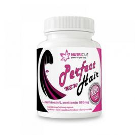 Perfect HAIR new - methionin 500mg 100 tablet
