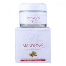 Body Tip Mandlový výživný krém suchá citlivá pleť 50ml