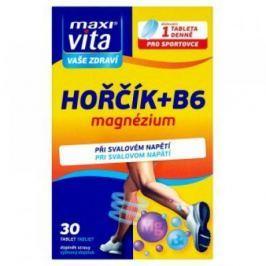 MAXIVITA Hořčík/B6 30 tablet