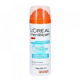 LOREAL Men Expert pěna na holení 200 ml Mineral