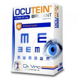 Ocutein Brillant Lutein 25mg DaVinci 30 tobolek