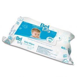 Bel Baby vlhké utěrky 60ks
