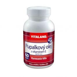 VITALAND Pupalkový olej s vitaminem E 60 tobolek