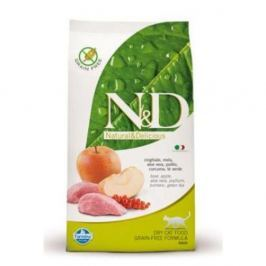 N&D CAT Adult Boar & Apple 1,5kg