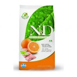 N&D CAT Adult Fish & Orange 1,5kg