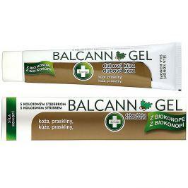Annabis Balcann Dubová kúra gel z konopí na kůži, praskliny 75 ml