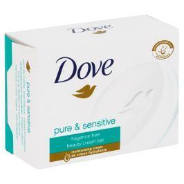 DOVE Pure&Sensitive tuhé mýdlo 100 g