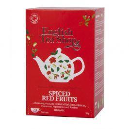 English Tea Shop Bio Kořeněné Červené Ovoce 20 s.