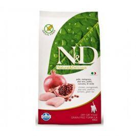 N&D Grain Free Cat KITTEN Chicken & Pomegranate 300 g